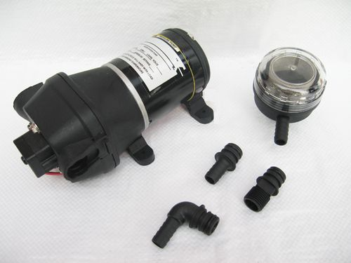 12V & 24V Diaphragm Pumps